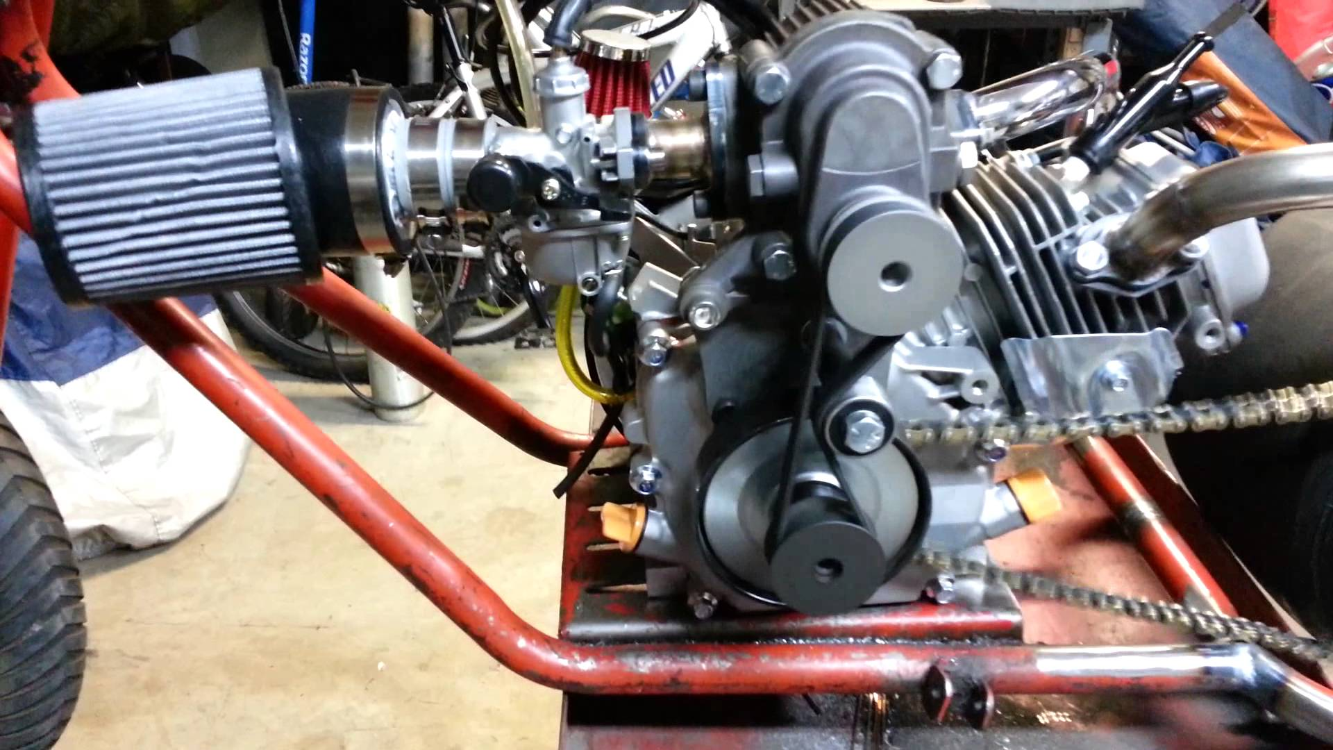 supercharged bike engine and its simulation This feature is not available right now please try again later.