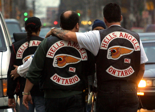 Ousted MC Member Bought A Fake Hells Angels Patch Online