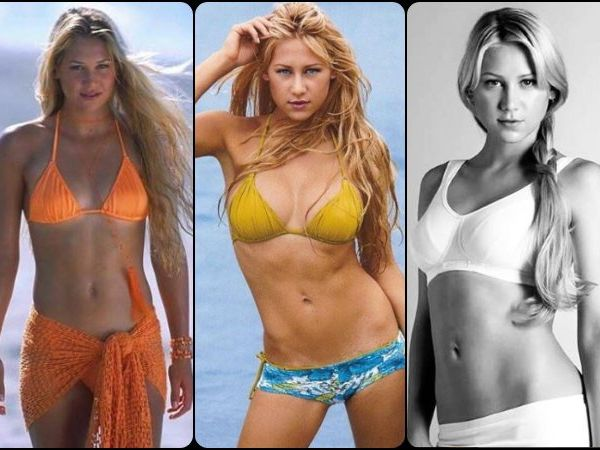 Photos which prove that Anna Kournikova was one of the hottest Athlete Ever - Ride Brotherhood